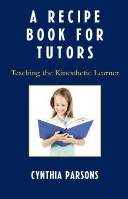 Recipe Book For Tutors