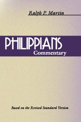 Philippians: Based on the Revised Standard Version