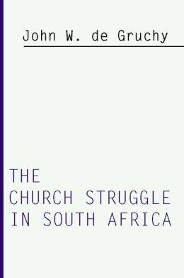 Church Struggle In South Africa