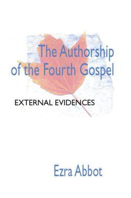 Authorship Of The Fourth Gospel