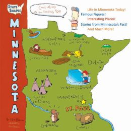 State Shapes: Minnesota