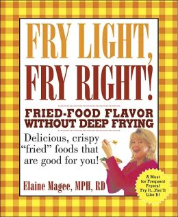 Fry Light, Fry Right: Fried-Food Flavor Without Deep Frying
