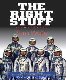 The Right Stuff Illustrated