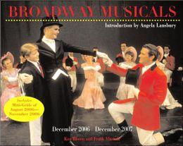 2007 Broadway Musicals Wall Calendar