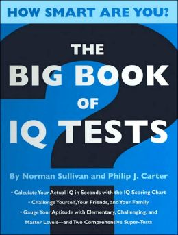 The Big Book of IQ Test (How Smart Are You? Series)