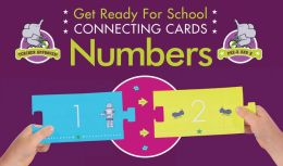 Get Ready for School Connecting Cards: Numbers