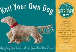 Knit Your Own Dog:Golden Retriever Kit