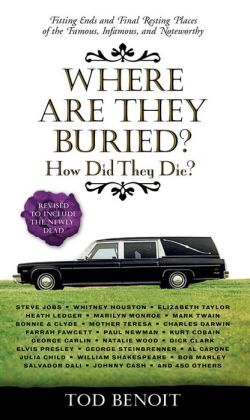 Where are They Buried?: How Did They Die?