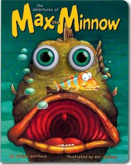Max the Minnow: Board Book Edition