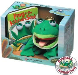 Frog in the Kitchen Sink Gift Set