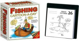 2007 Fishing Cartoon-A-Day Box Calendar