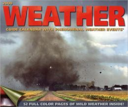 2008 Weather Guide Wall Calendar