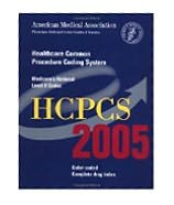 HCPCS 2005: Healthcare Common Procedure Coding System: Medicare's National Level II Codes