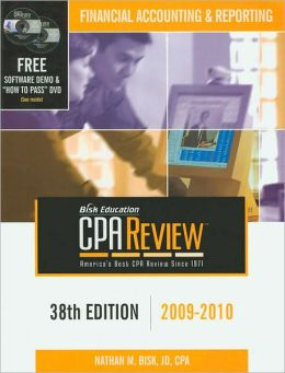 Financial Accounting & Reporting: CPA Comprehensive Exam Review