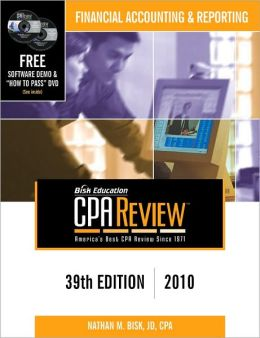 CPA Review: Financial Accounting and Reporting
