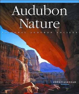 2004 Audubon Nature Wall Calendar