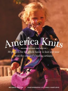 America Knits: Includes Patterns and Profiles