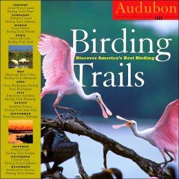 2008 Audubon Birding Trails Calendar