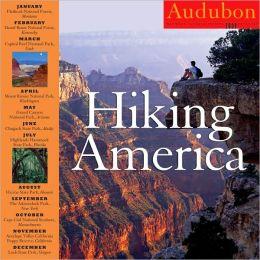 2009 Audubon Hiking America Wall Calendar