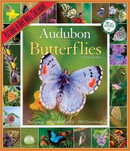 2012 Audubon Butterflies Picture-A-Day Wall Calendar