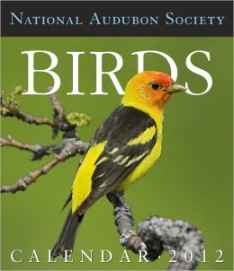 2012 National Audubon Society Birds Page-A-Day Gallery Box Calendar