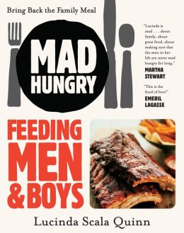 Mad Hungry: Feeding Men and Boys (PagePerfect NOOK Book)