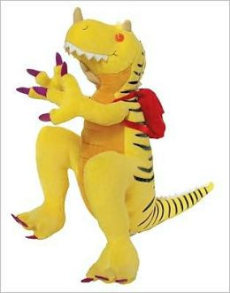 How Do Dinosaurs Go to School ? Doll