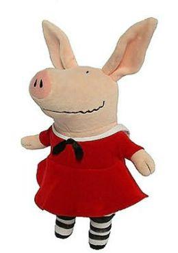 Olivia Plush Doll