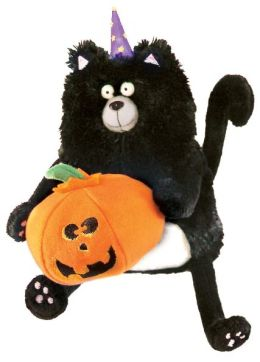 Splat the Cat Scaredy-Cat Plush Doll