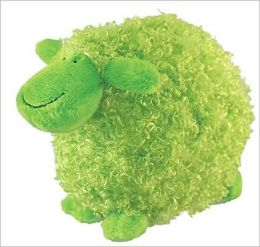 Where Is the Green Sheep? Doll: 6.5