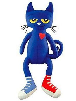 Pete the Cat Doll : 28