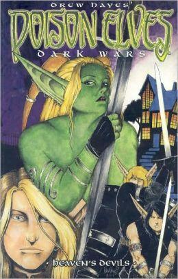 Poison Elves, Volume 10: Dark Wars 1