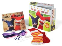 Stupid Sock Creatures Book & Kit