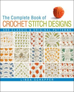 List of crochet stitches