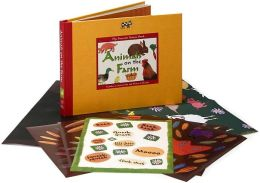 My Favorite Nature Book: Animals on the Farm: Includes an Activity Kit with Posters & Stickers