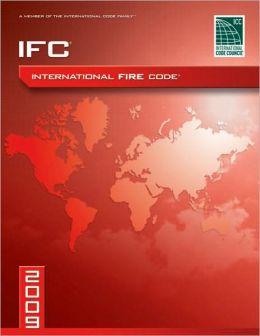 2009 International Fire Code: Looseleaf Version