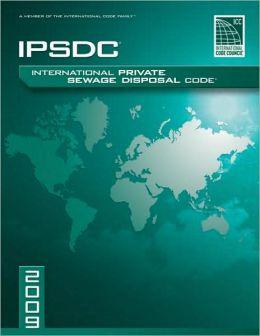 2009 International Private Sewage Disposal Code