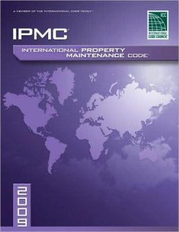 2009 International Property Maintenance Code