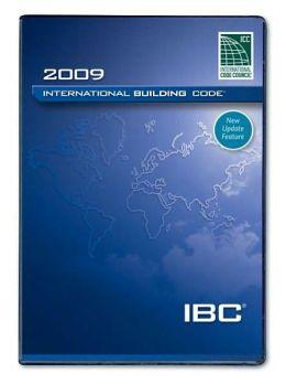 2009 International Building Code (PDF CD) - Single Seat