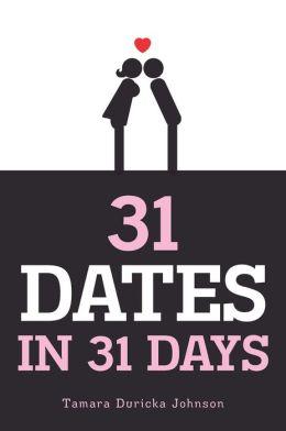 31 Dates in 31 Days