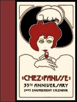 Chez Panisse 35th Anniversary Engagement Calendar