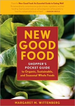 New Good Food: Shopper's Pocket Guide