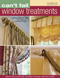 Can't Fail Window Treatments