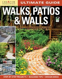 Ultimate Guide: Walks, Patios and Walls