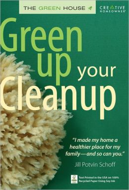 Green Up Your Cleanup (PagePerfect NOOK Book)