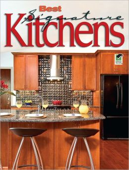 Best Signature Kitchens (PagePerfect NOOK Book)