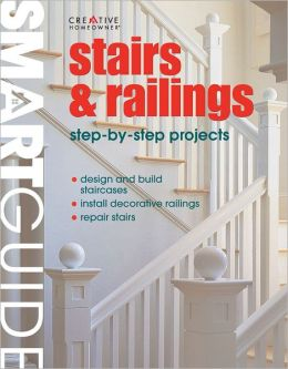 Smart Guide: Stairs and Railings (PagePerfect NOOK Book)