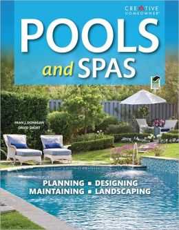 Pools and Spas, 3rd edition (PagePerfect NOOK Book)