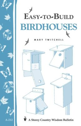 Easy-to-Build Birdhouses