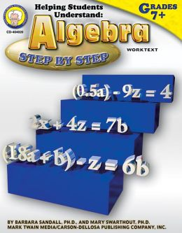 Helping Students Understand Algebra:
